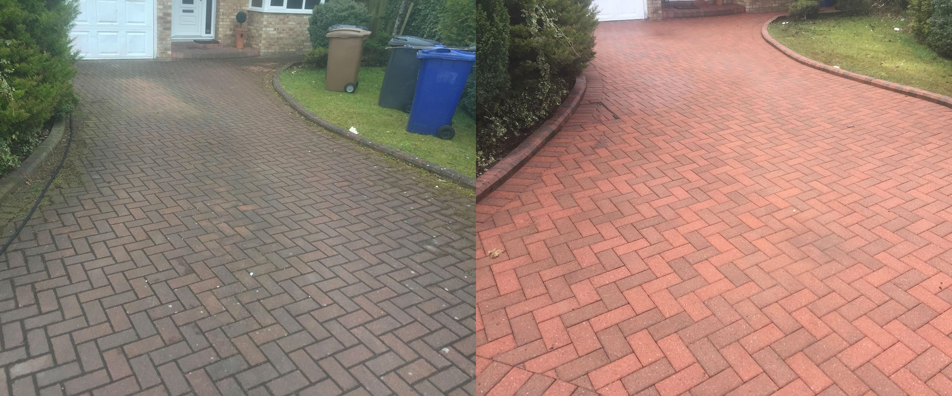 Residential Pressure Washing Glasgow, Scotland
