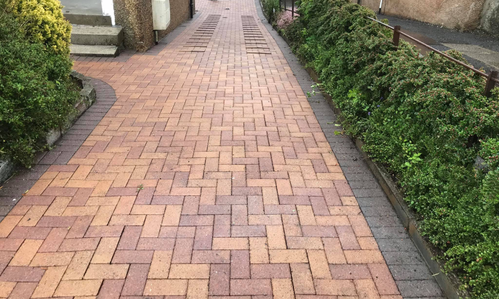 paisley driveway cleaning company